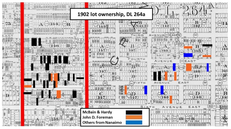 1902 Nanaimo Connection