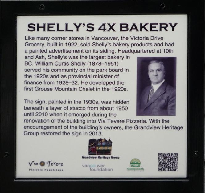 Shellys plaque