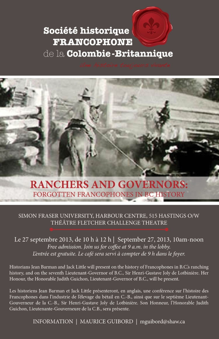 Ranchers & Governors