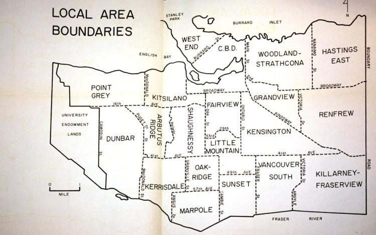 Local Area Proposal Dec 1966